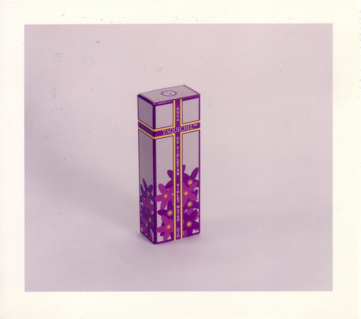 Embase del Agua de Violetas Taquechel
